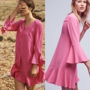 Anthropologie Dresses - Anthropologie HD in Paris Bell Sleeve Shift Dress